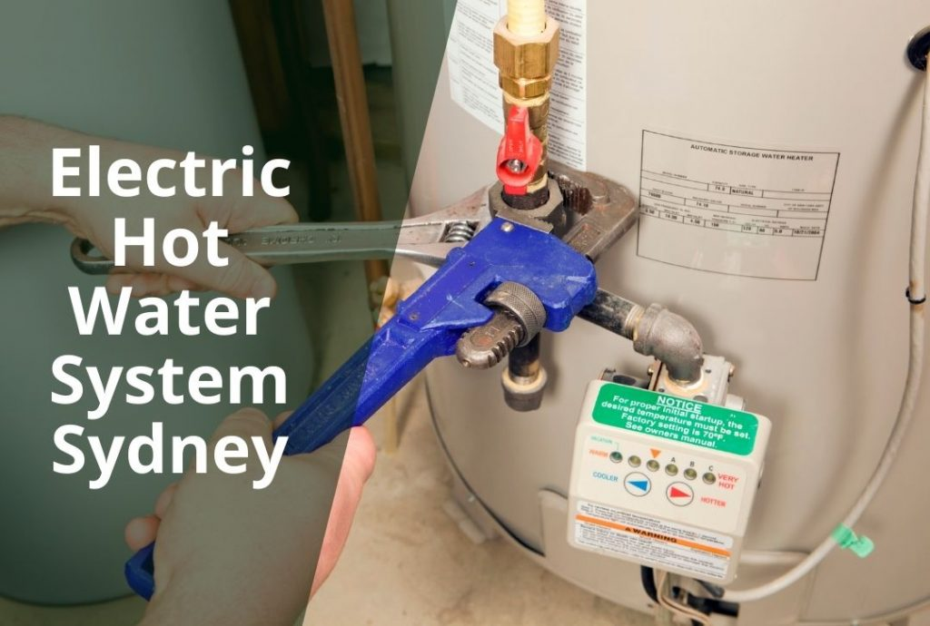Electric Hot Water System Sydney