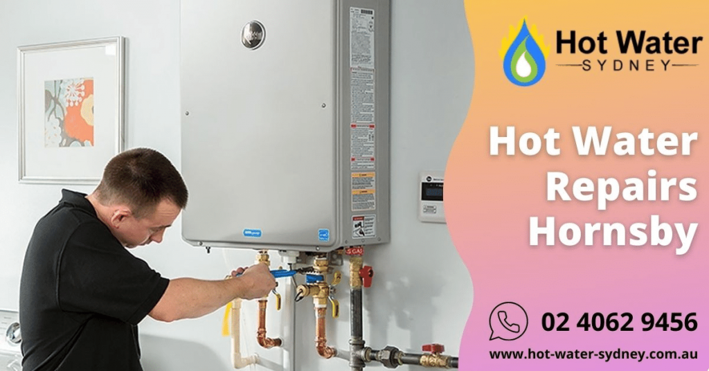 Hot Water Repairs Hornsby