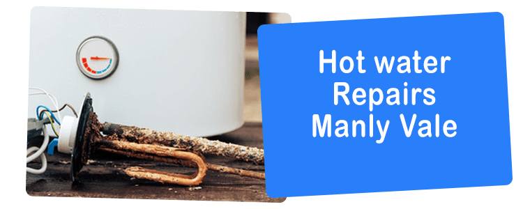 Hot Water Repairs Manly Vale
