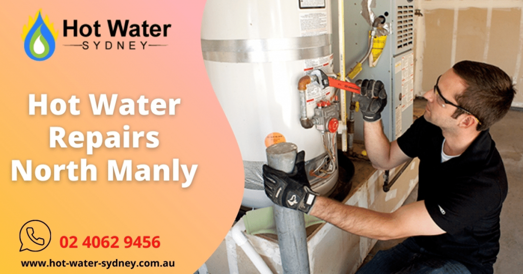 Hot Water Repairs North Manly