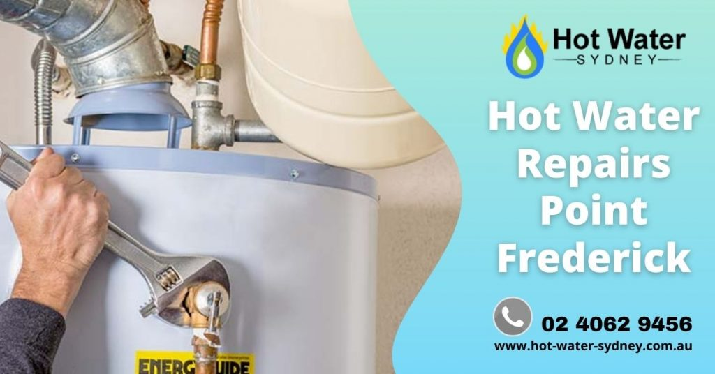 Hot Water Repairs Point Frederick
