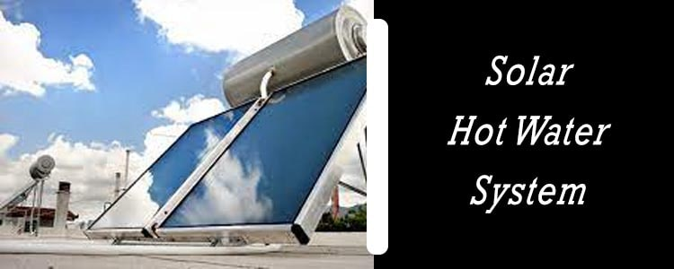 Solar Hot Water System